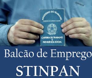 Balcão de Empregos do STINPAN