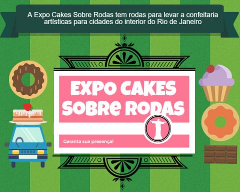 Expo Cakes Sobre Rodas
