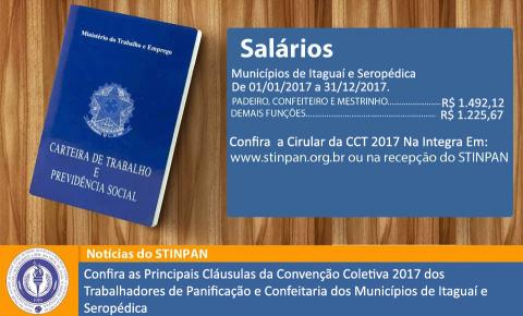 Circular da CCT 2017 de Itaguaí e Seropédica
