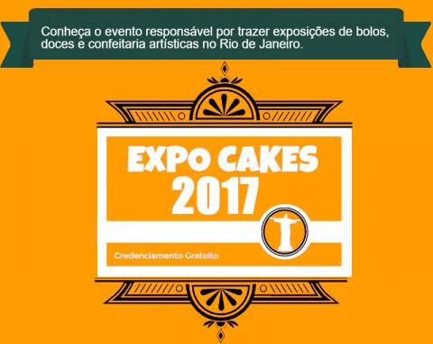 EXPO CAKES BRASIL 2017
