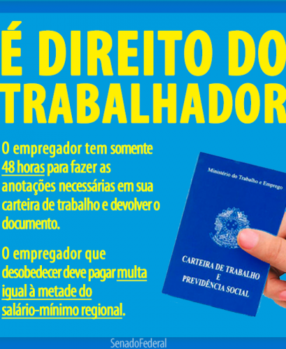 CONSOLIDAÇÃO DAS LEIS DO TRABALHO